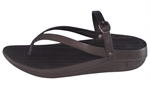 FLIP LEATHER FITFLOP-thongs-Shirley's Shoes