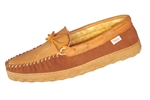 DEERSKIN MOCCASIN TAMARAC-slippers-Shirley's Shoes